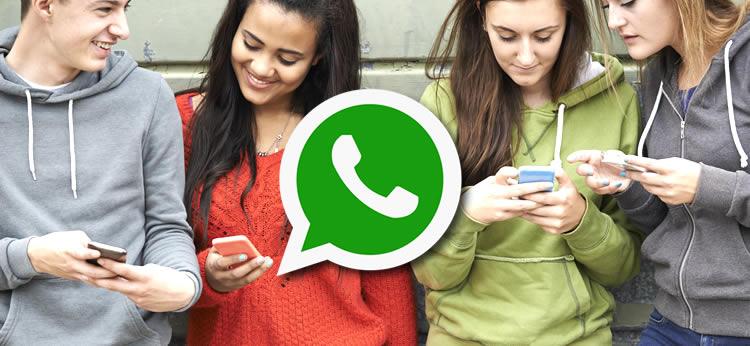 ¿Estás enganchado a Whatsapp?