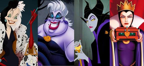 ¿Qué malvada de Disney serías?