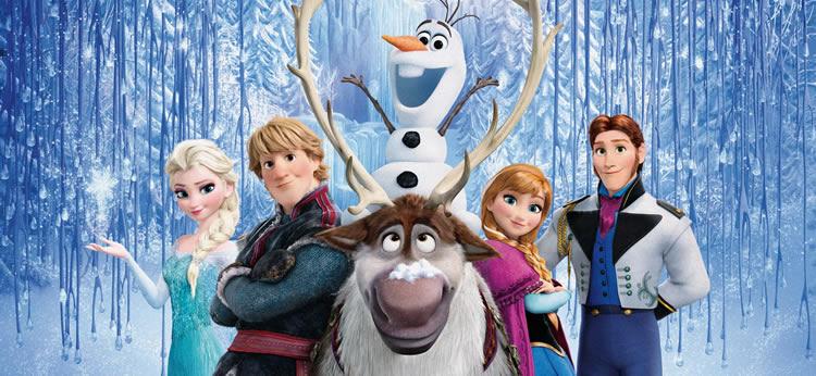Qu personaje de Frozen eres  Tests de Cine y televisin en
