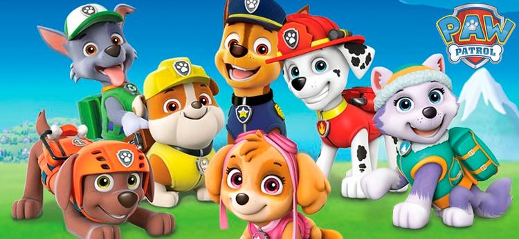 ¿Qué personaje de la Patrulla Canina eres?
