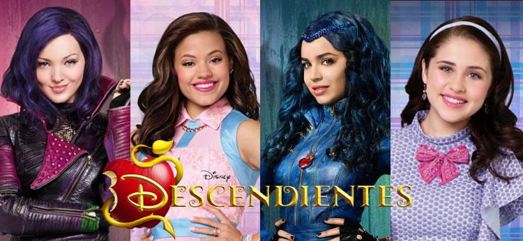 ¿Qué personaje de Los Descendientes eres?