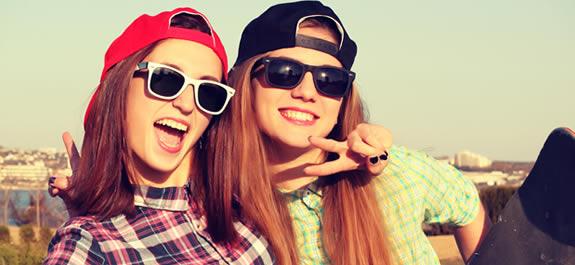 ¿Seguiréis siendo los mejores amigos cuando seáis mayores?