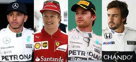 ¿Con qué piloto de F1 te identificas?