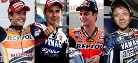 ¿Con qué piloto de MotoGP te identificas?