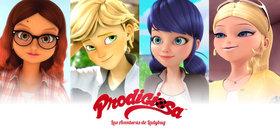 ¿Qué personaje serías en Prodigiosa, las aventuras de Ladybug?