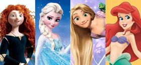 ¿Qué princesa Disney serías?