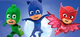 ¿Qué superhéroe de PJ Masks eres?