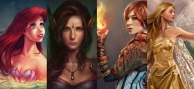 Según tu personalidad...¿Qué personaje fantástico serías?