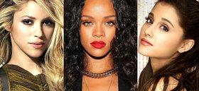 Shakira, Rihanna o Ariana Grande. ¿Qué cantante sería tu alma gemela?