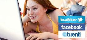 Si fueras una red social, ¿serías Twitter, Tuenti o Facebook?