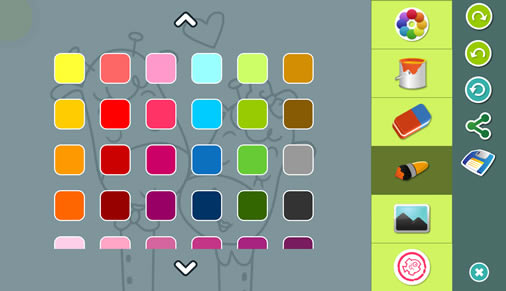 App de Dibujos de Amor