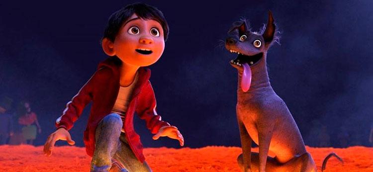 'Coco' gana el Oscar a mejor película de Animación