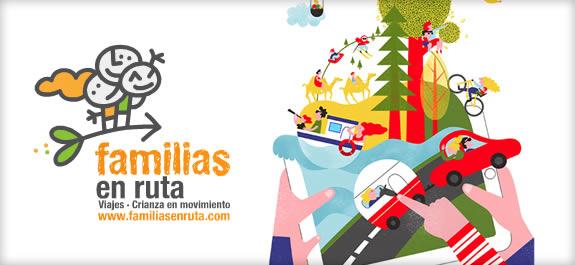 ¡Descubrimos el site familiasenruta.com!