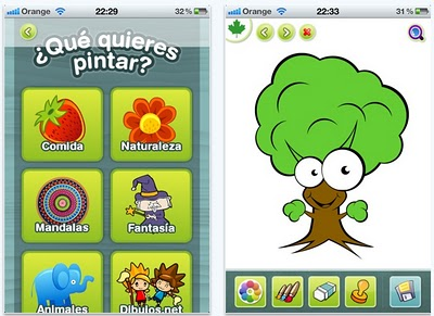Dibujos.net para iPad y iPhone: ¡regalo de Reyes anticipado!