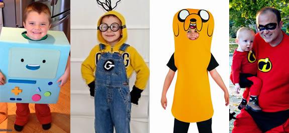 Disfraces DIY de tus personajes favoritos