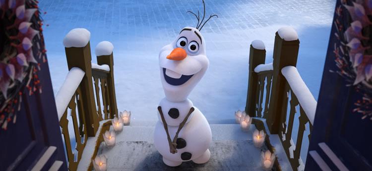 El nuevo corto de Frozen: Una aventura de Olaf