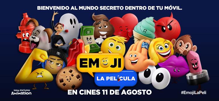 Emoji La película, lo nuevo de Sony Pictures Animation, se estrenará este próximo 11 de Agosto en Cines