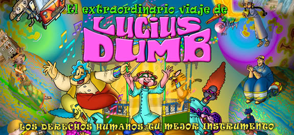 ¡Hoy, 5 de diciembre, gran estreno de 'El extraordinario viaje de Lucius Dumb'!
