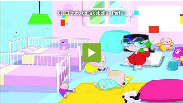 ¡Notición! 'Lola y Virginia', ya disponible en Dibujos.tv