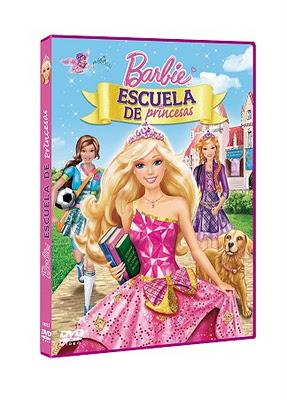 ¡Todos a la Escuela de Princesas de Barbie, Pequeños artistas!