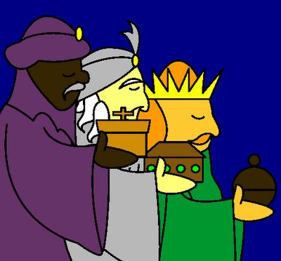 ¡Ya llegan los Reyes!