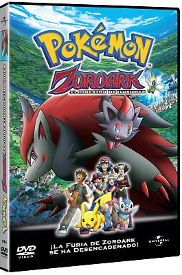 ¡Ya tenemos ganadores de los DVDs de Pokémon!