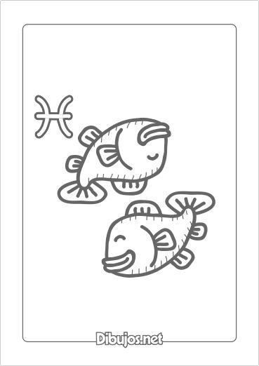 12 Dibujos del Horóscopo para Imprimir y colorear - Dibujos.net
