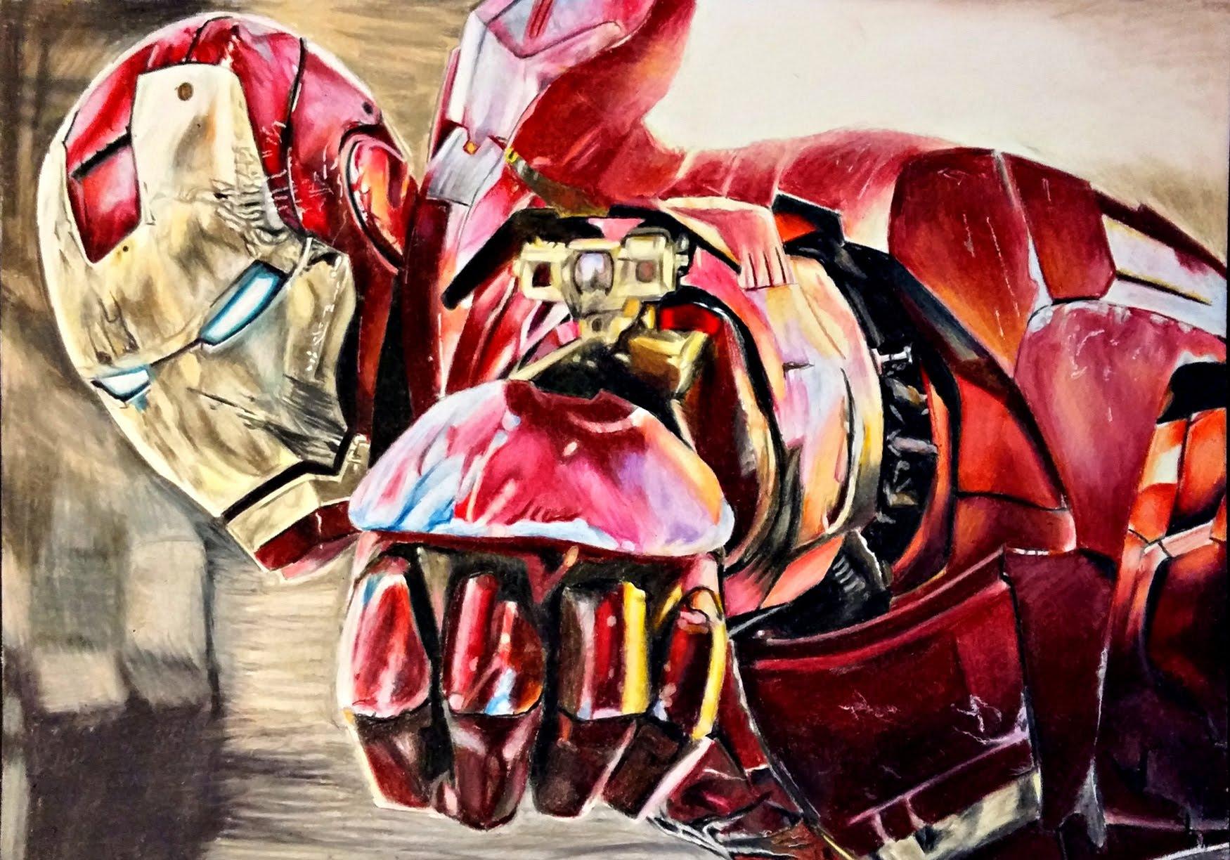 10 Tutoriales Para Dibujar Personajes De Marvel Dibujosnet