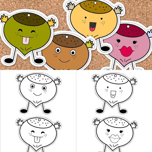 10 Manualidades de otoño para niños súper fáciles y divertidas ...