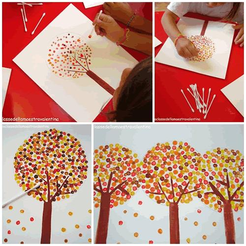 10 Manualidades de otoño para niños súper fáciles y ...