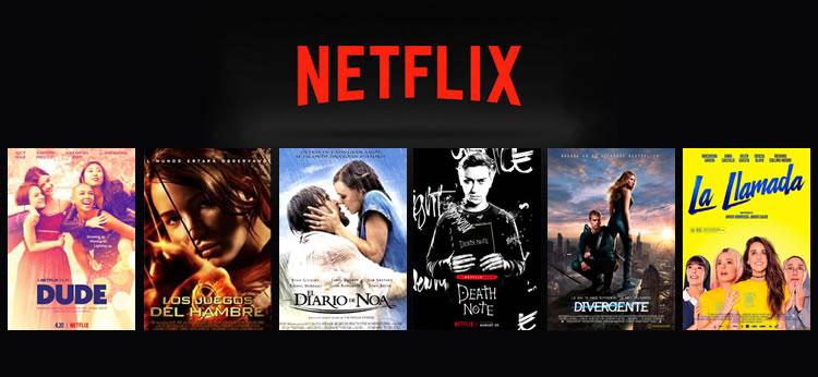 Lista de Las mejores Películas Juveniles de Netflix