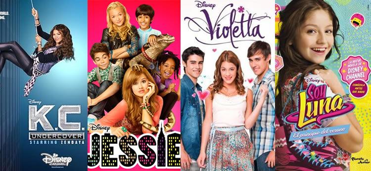 Lista De Las Mejores Series Juveniles De Disney Channel