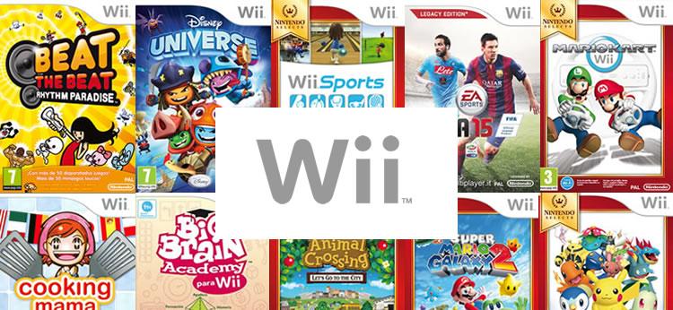 Lista De Los 20 Mejores Videojuegos Infantiles Para Wii