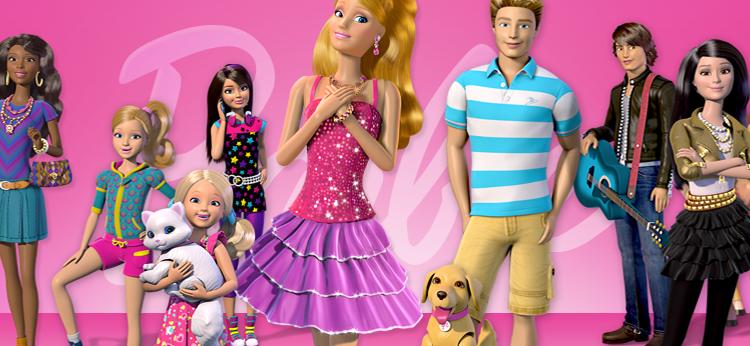 Barbie Life In The Dreamhouse Armario De Princesa : Lista de los mejores personajes barbie life in the