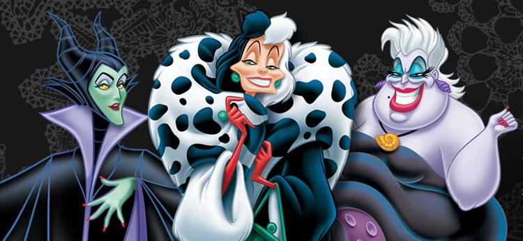 Lista De Los Mejores Villanos De Disney