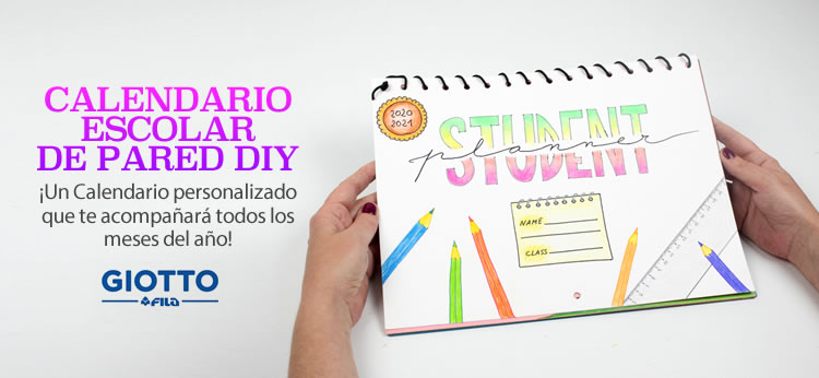 Crea tu propio Calendario de Pared DIY