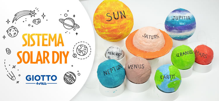 creamos un Sistema Solar DIY