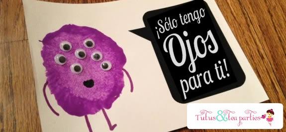 Felicita San Valentín con una tarjeta muy especial