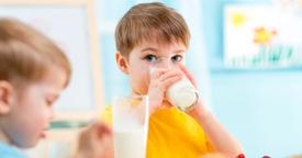 5 alternativas a la leche de vaca para niños intolerantes