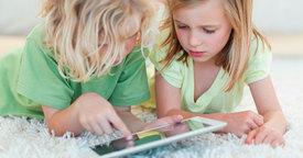 5 Apps para bebés de 1 a 2 años que empiezan con la tablet