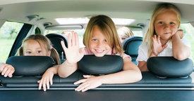 5 consejos para entretener a los niños en un viaje