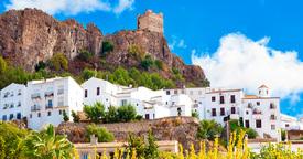 5 destinos rurales de Andalucía para visitar en familia