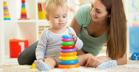 5 Jueguetes didácticos para tu bebé