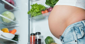 10 consejos para una alimentación sana durante el embarazo