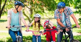 Beneficios de practicar deporte en familia