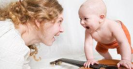 Canciones infantiles para cantarle a tu bebé