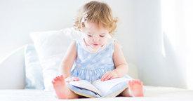 ¿Cómo deben ser los cuentos para el bebé?