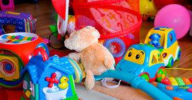 Cómo deben ser los juguetes de tu hijo según su edad