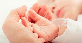 Cómo estimular sensorialmente al bebé