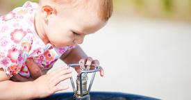 Cómo evitar los golpes de calor en bebés